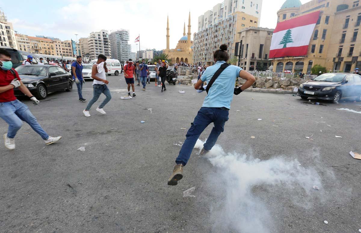 احتجاجات-بيروت-2